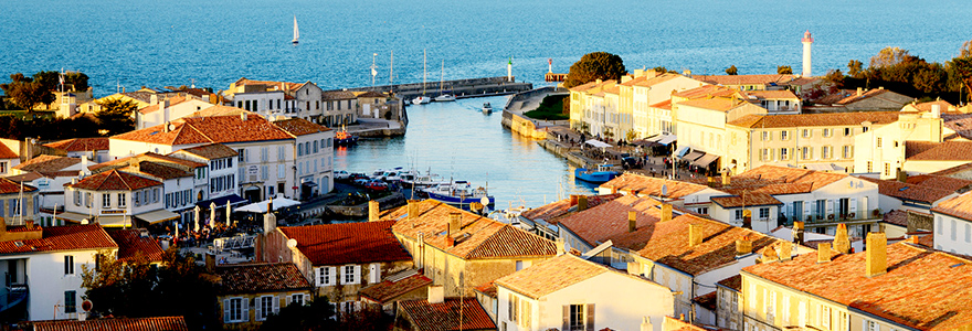 Rent an apartment in Ile de Re
